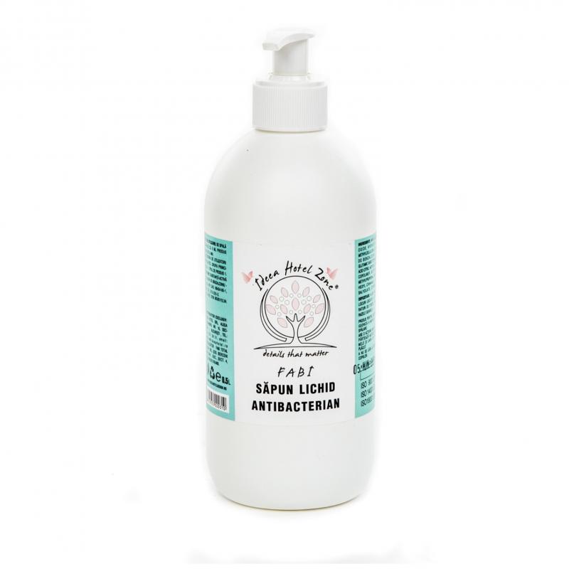 Sapun lichid antibacterian, 500 ml